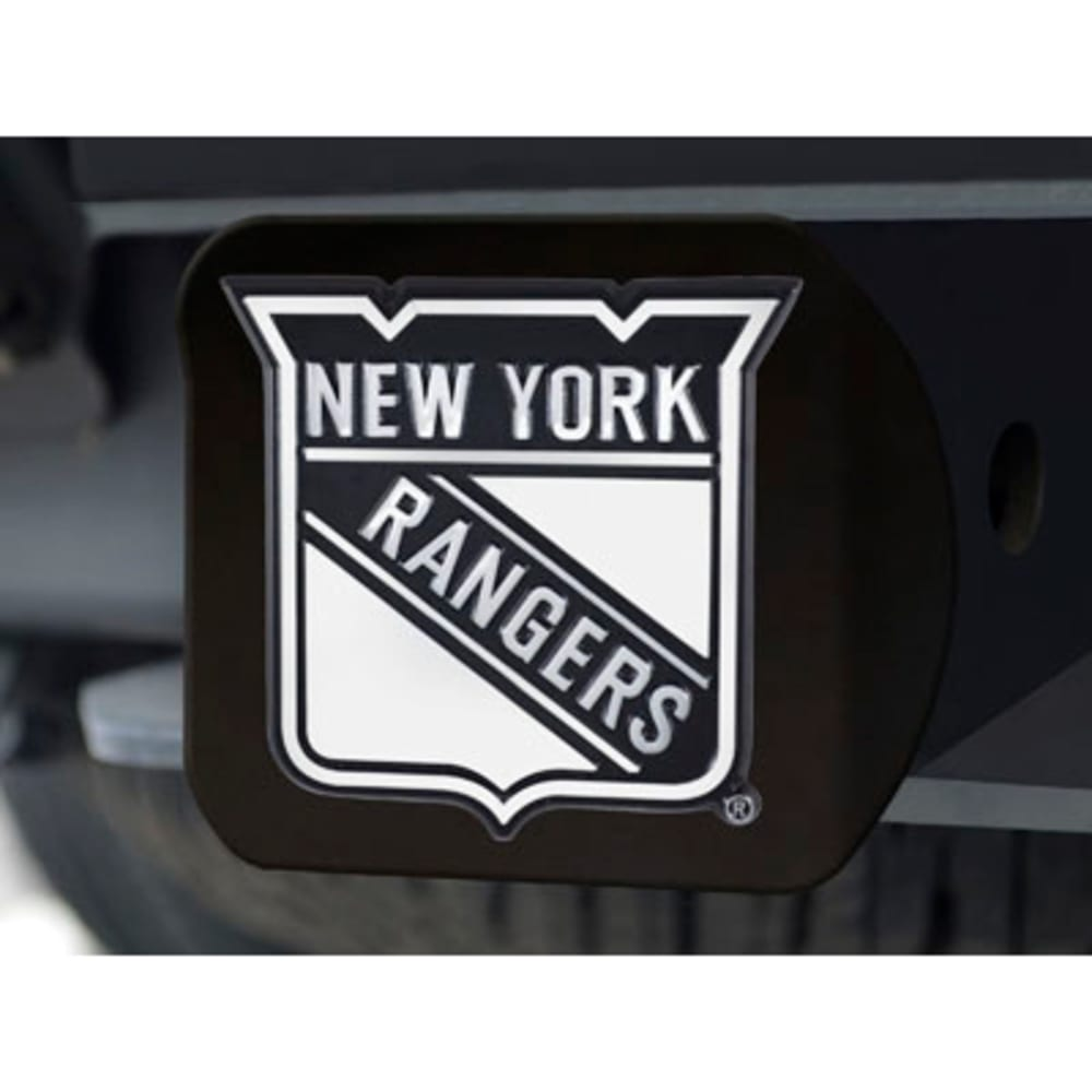 FAN MATS NHL New York Rangers Hitch Cover ONE SIZE