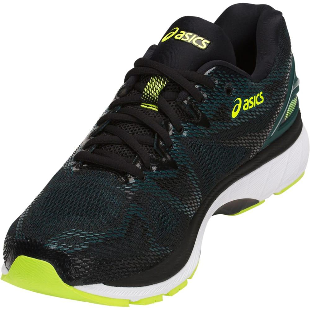 ASICS Men's GEL-Nimbus 20 Running Shoes - BLACK - 004