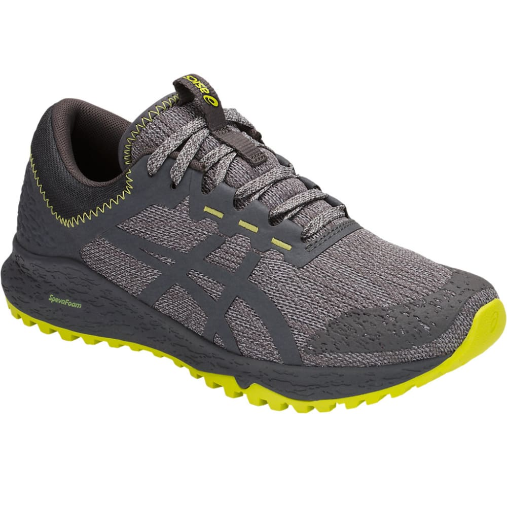 Asics Women's Alpine Xt Trail Running Shoes - Black, 6.5