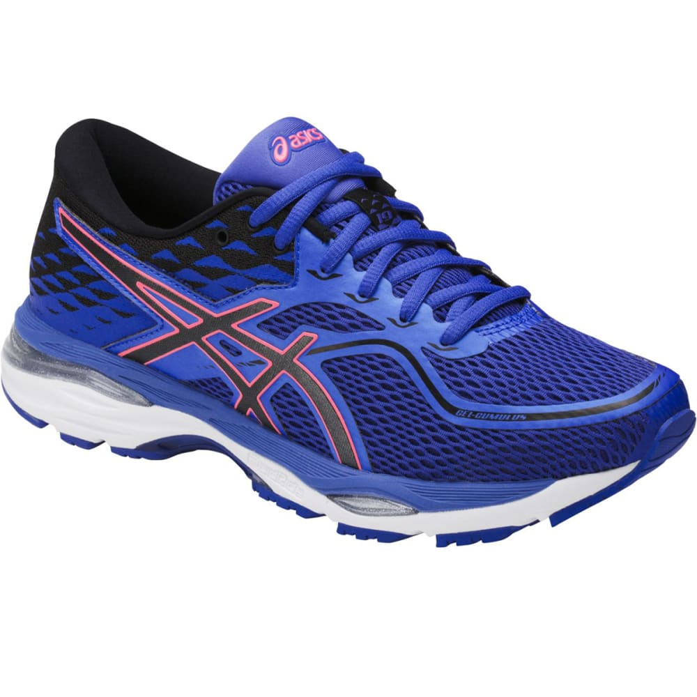 Asics Women's Gel-Cumulus 19 Running Shoes - Blue, 7