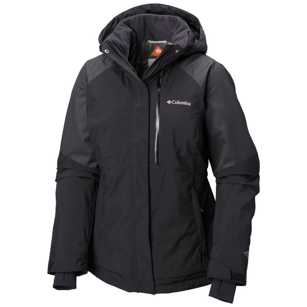 Columbia Women's Wildside Jacket - Black, XS