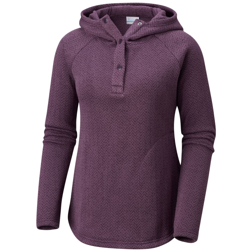 Columbia Women's Darling Days Ii Hoodie - Purple, L