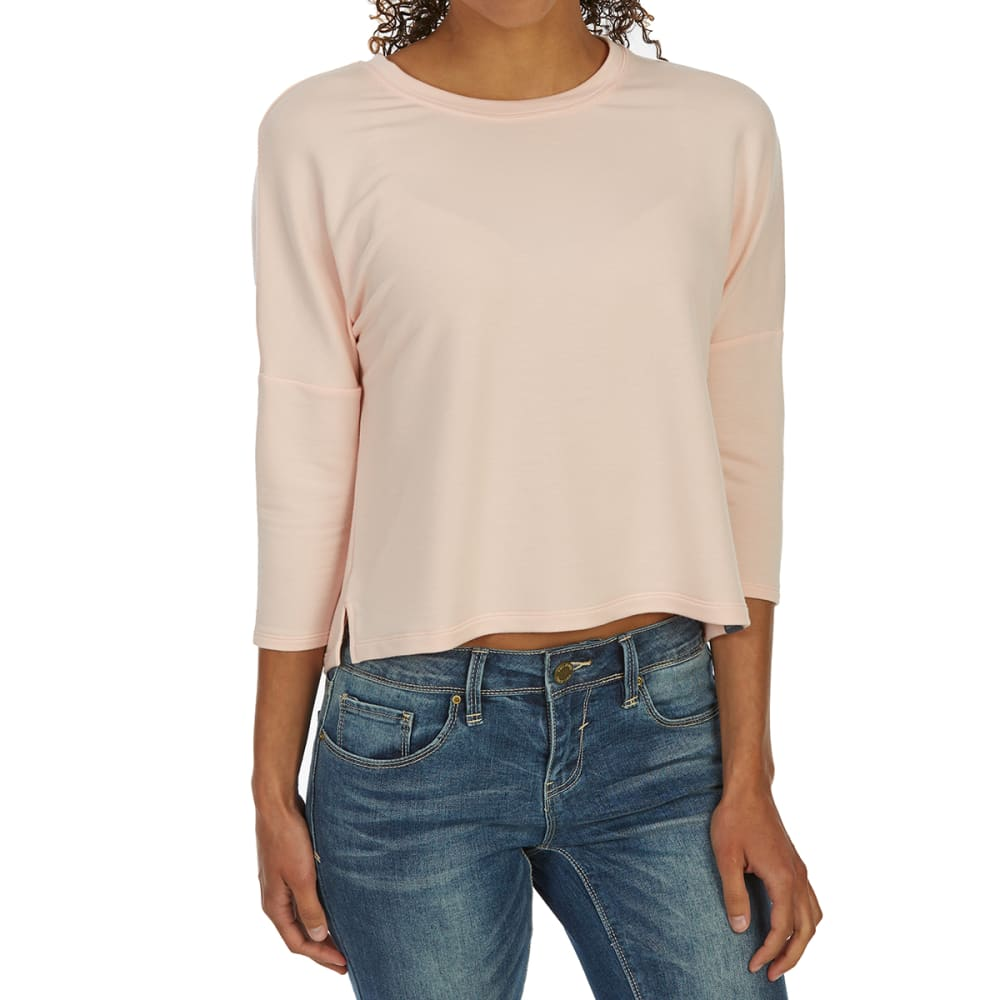 SKECHERS Women's Day Off ¾-Sleeve Top S