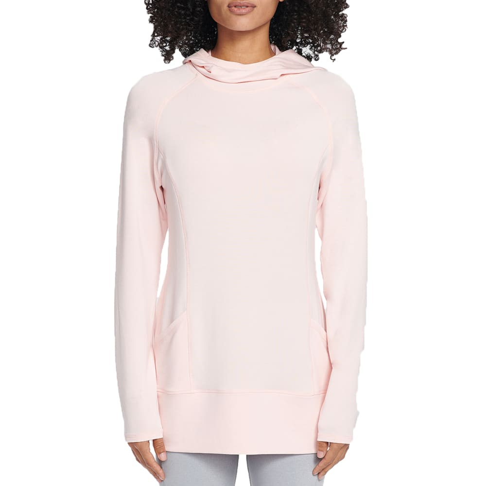 SKECHERS Women's Weekend Long-Sleeve Tunic Top - PCH