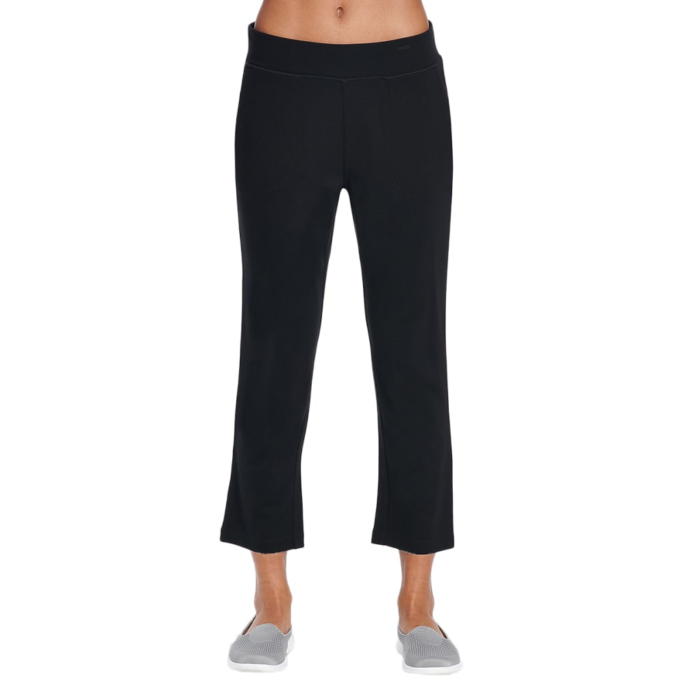 SKECHERS Women's Mindful Crop Pants - BLK