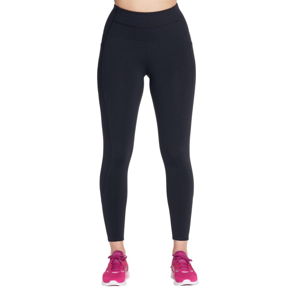 SKECHERS Women's Backbend High-Waisted Leggings - BLK
