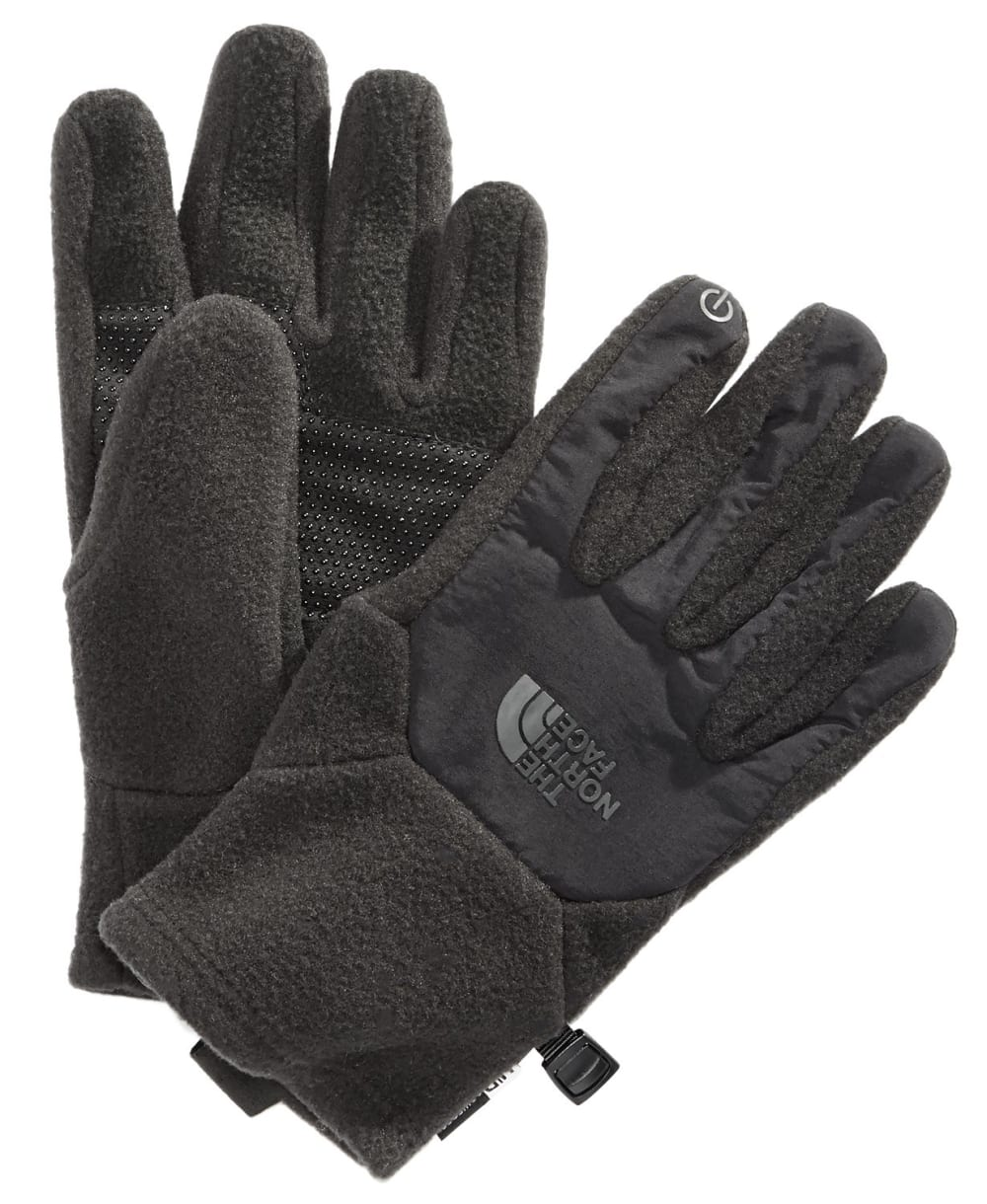 THE NORTH FACE Kids' Denali Etip™ Gloves - GVD-TNF MED GREY
