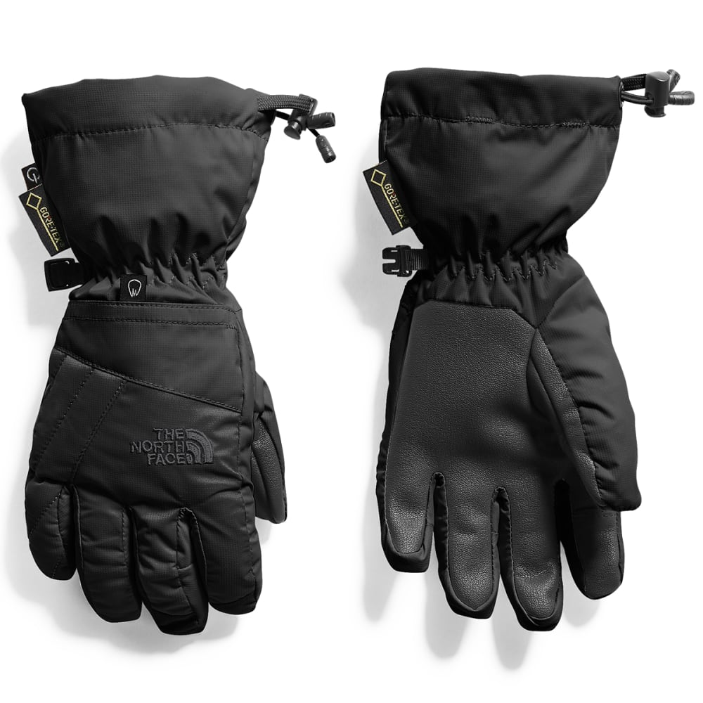The North Face Kids' Montana Gore-Tex Gloves - Black, YOUTH S