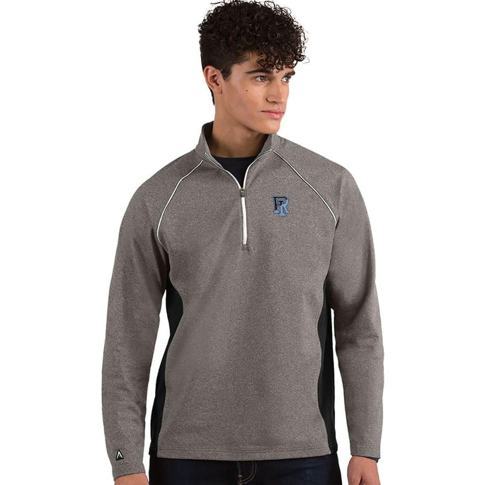 URI Men's Stamina Quarter Zip Pullover - CHARCOAL