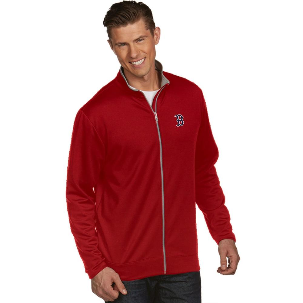 BOSTON RED SOX Men's Leader Full-Zip Jackets - RED