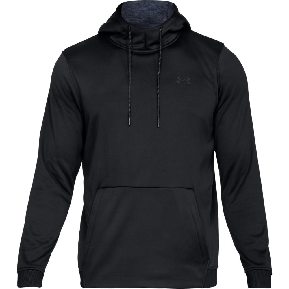 UNDER ARMOUR Men's Armour Fleece Pullover Hoodie S