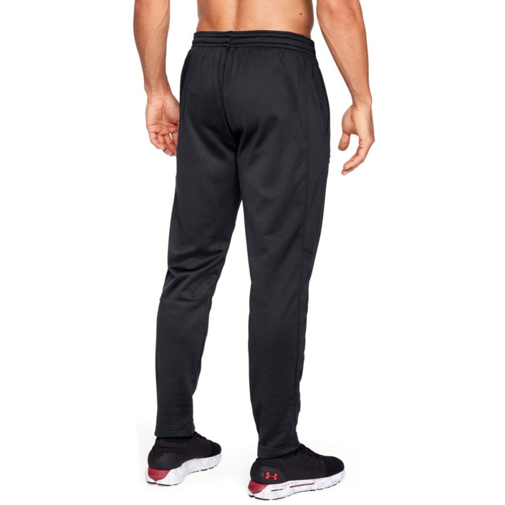 UNDER ARMOUR Men's Armour Fleece Pants - BLACK/BLK-001