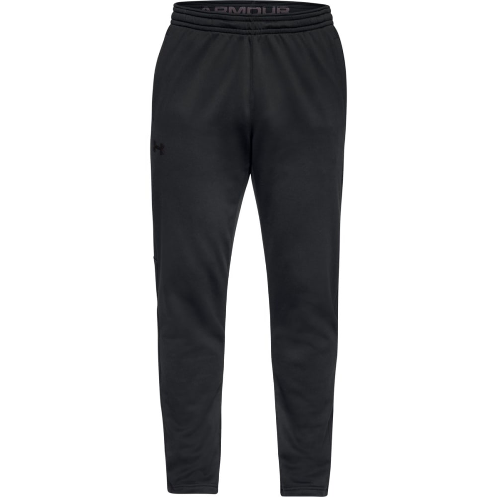 UNDER ARMOUR Men's Armour Fleece Pants - BLACK/BLK-001
