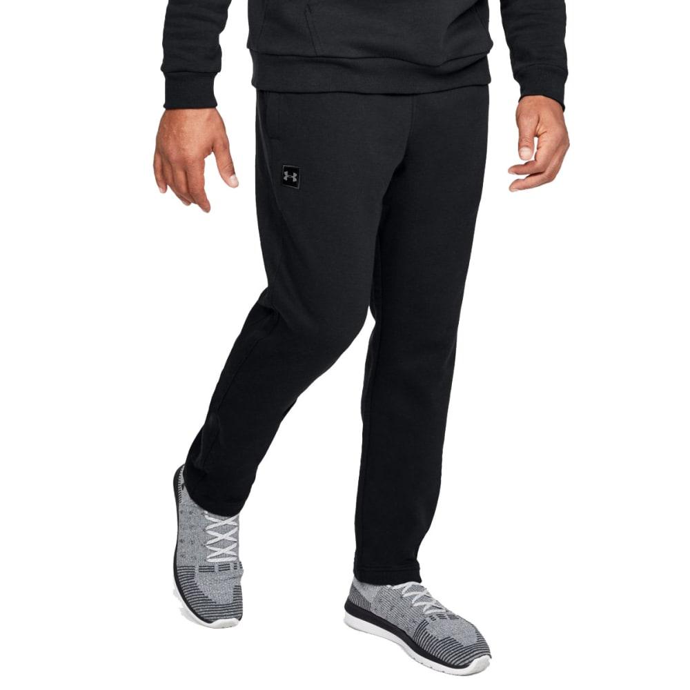 UNDER ARMOUR Men's UA Rival Fleece Pants S