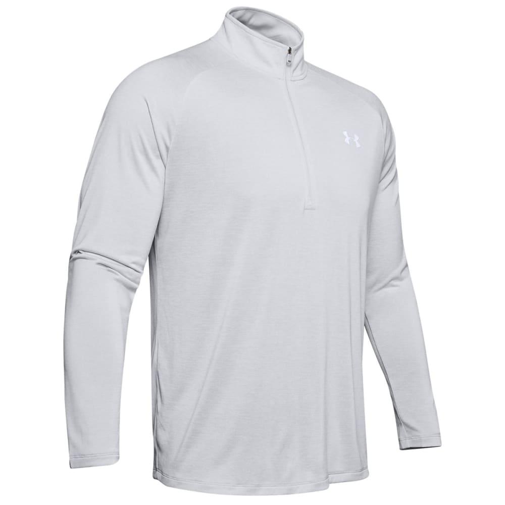 UNDER ARMOUR Mens UA Tech Half Zip Pullover S