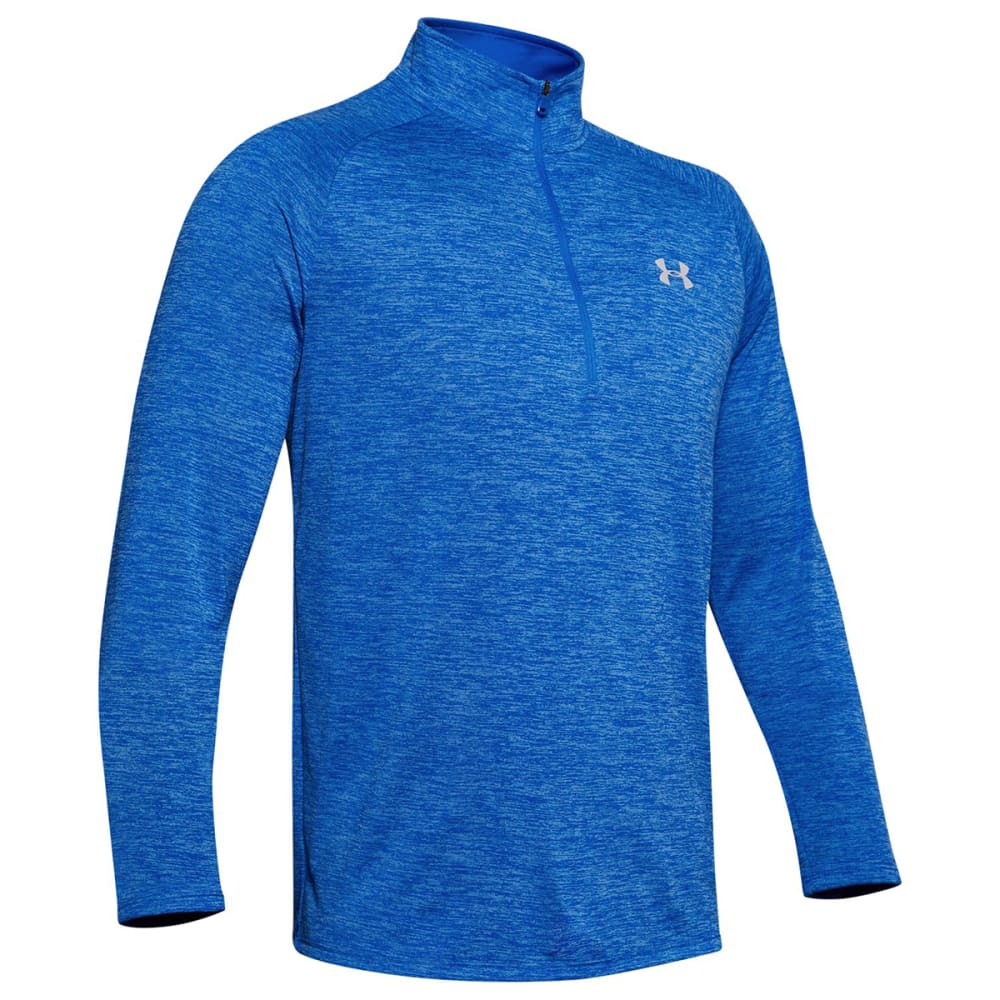 UNDER ARMOUR Mens UA Tech Half Zip Pullover S