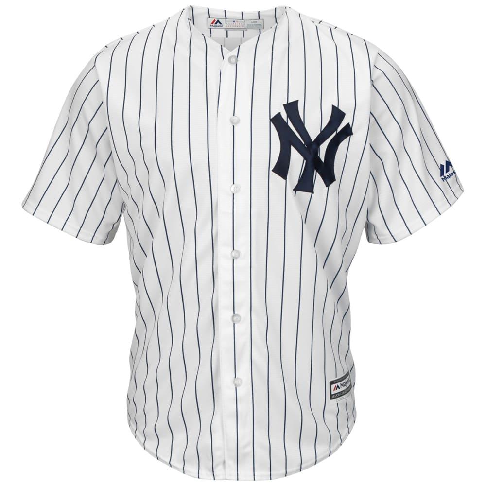 NEW YORK YANKEES Men's Stanton #27 Cool Base Replica Jersey - WHITE