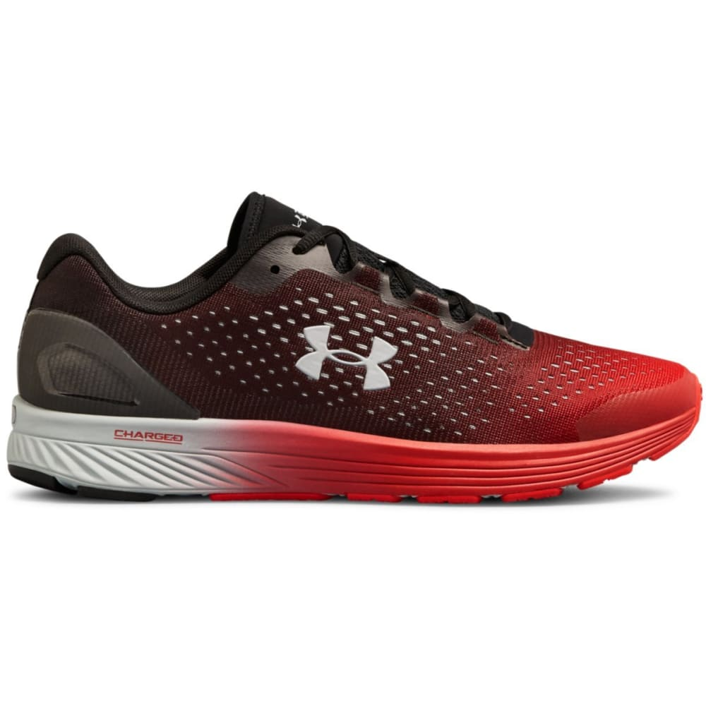 Under Armour Men's Ua Charged Bandit 4 Running Shoes - Black, 9