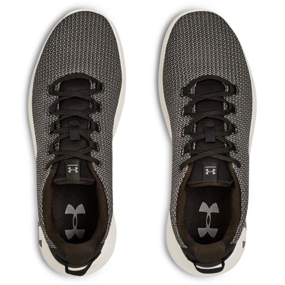 UNDER ARMOUR Men's UA Ripple Running Shoes - GREY-004