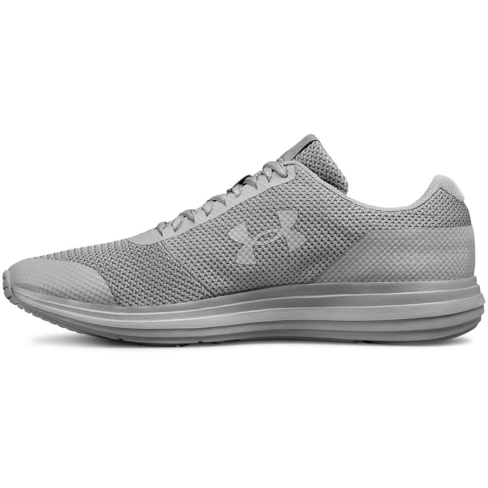 UNDER ARMOUR Men's UA Surge Running Shoes - STEEL - 105