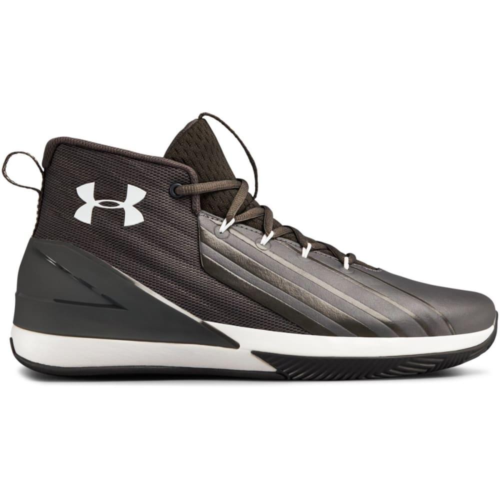 UNDER ARMOUR Men's UA Lockdown 3 Basketball Shoes 8