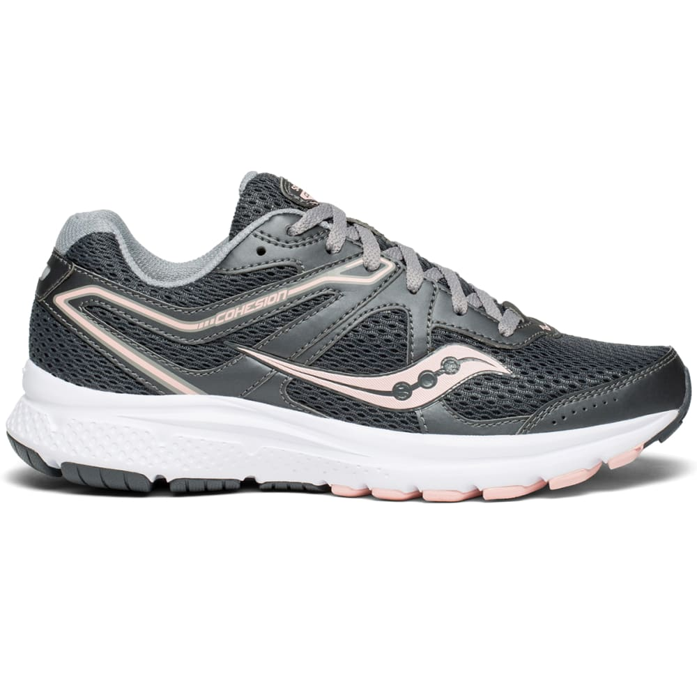 SAUCONY Women's Cohesion 11 Running Shoes, Wide 6