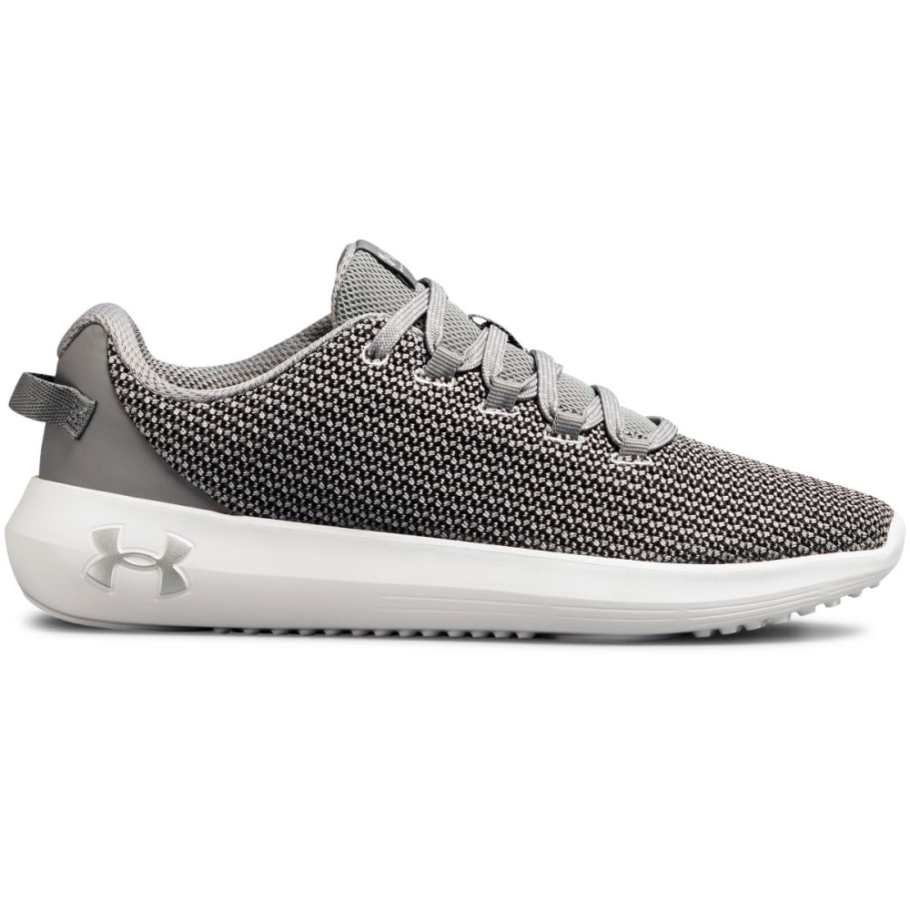 UNDER ARMOUR Women's UA Ripple MTL Running Shoes - STEEL-102
