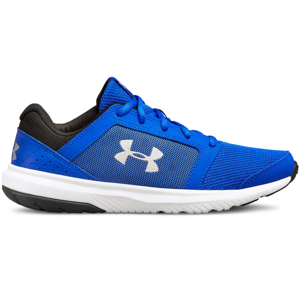 UNDER ARMOUR Big Boys' Grade School Unlimited Running Shoes - TEAM ROYAL-401