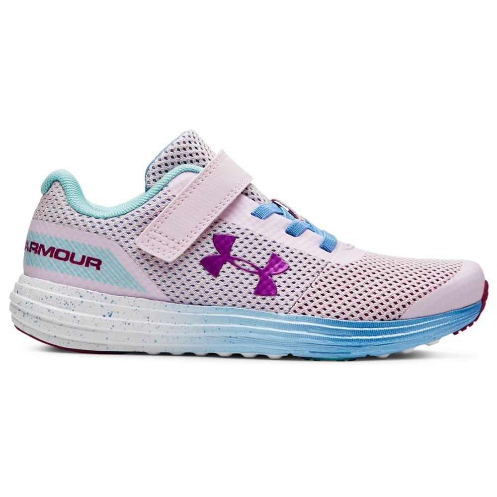 UNDER ARMOUR Little Girls' Preschool UA Surge Sneakers 1