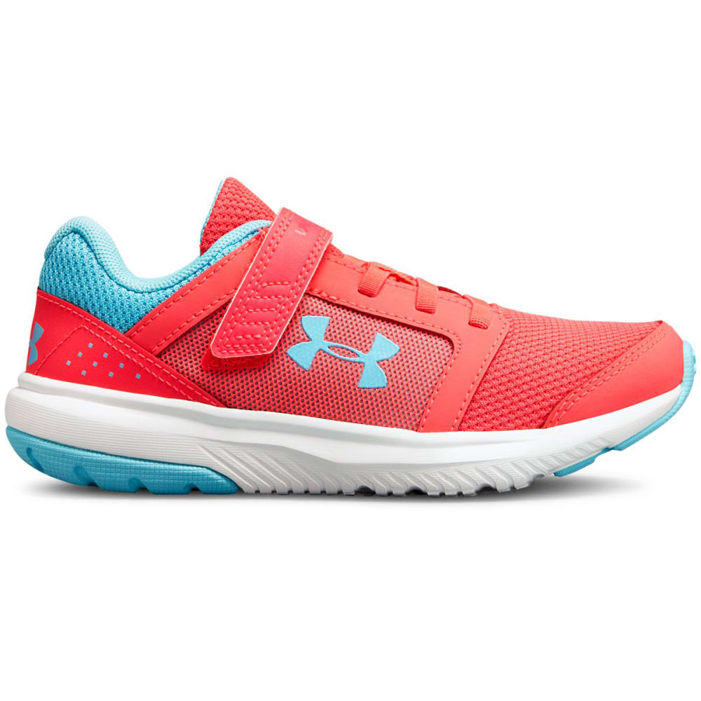 UNDER ARMOUR Little Girls' Preschool Unlimited AC Running Shoes 1