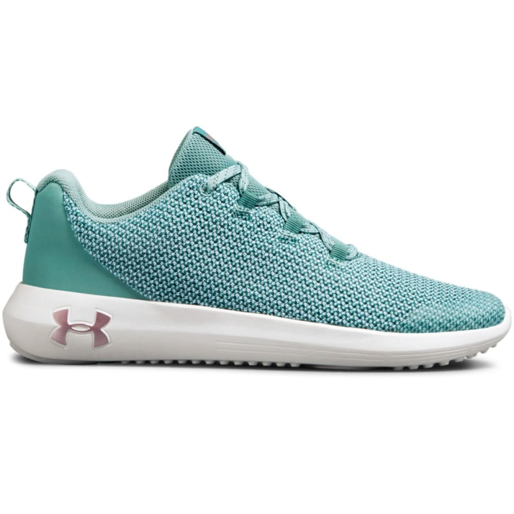 UNDER ARMOUR Big Girls' Grade School Ripple Sneakers - BASEL BLUE-300