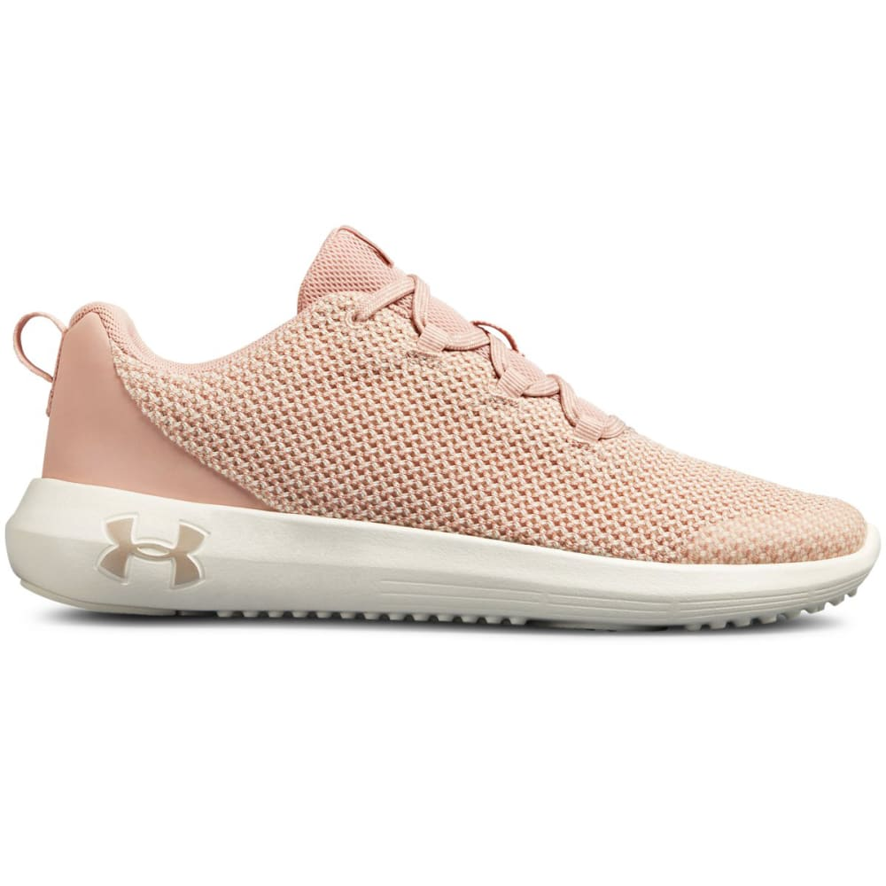UNDER ARMOUR Big Girls' Grade School Ripple Sneakers - FLUSHED PINK -600