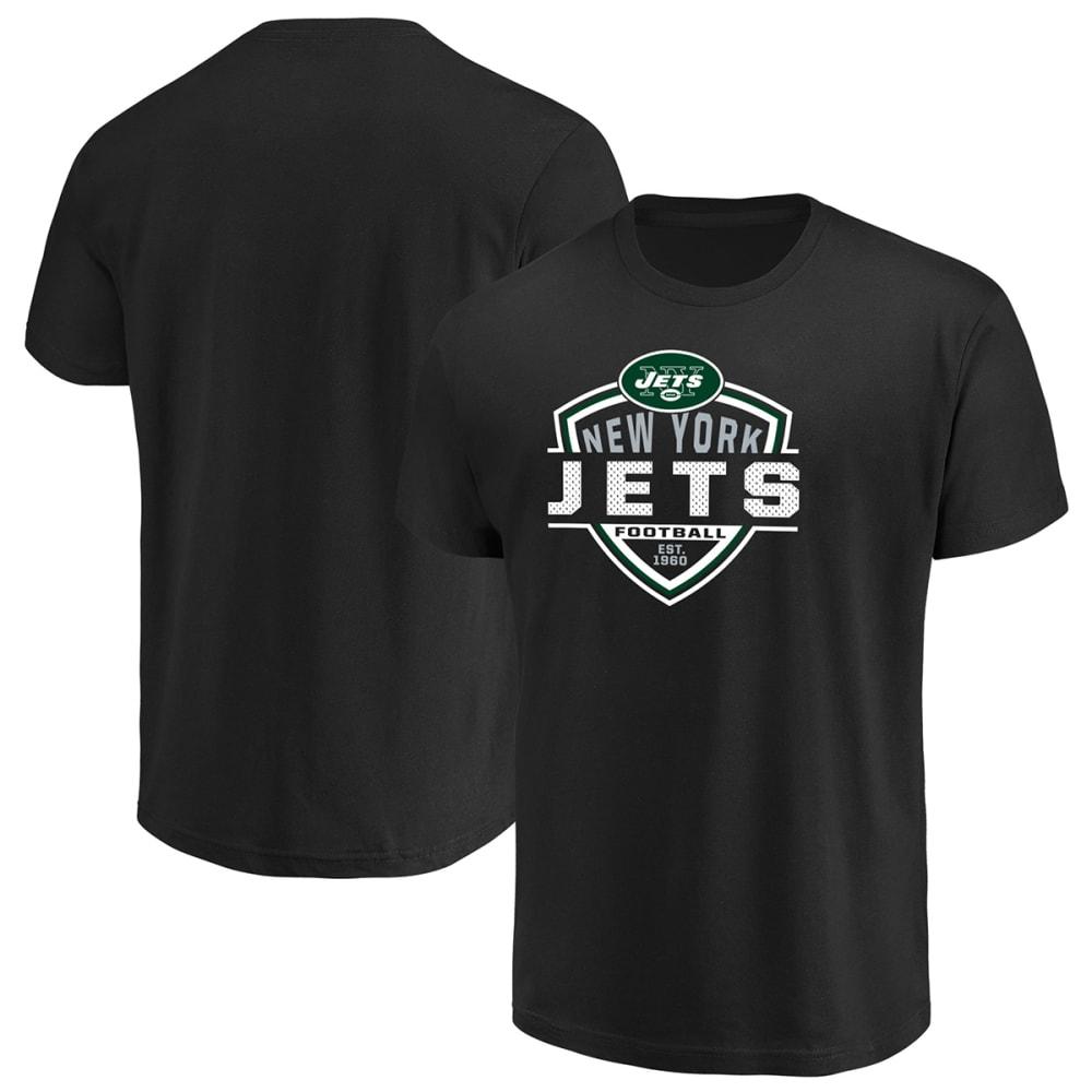 NEW YORK JETS Men's Primary Receiver Short-Sleeve Tee M