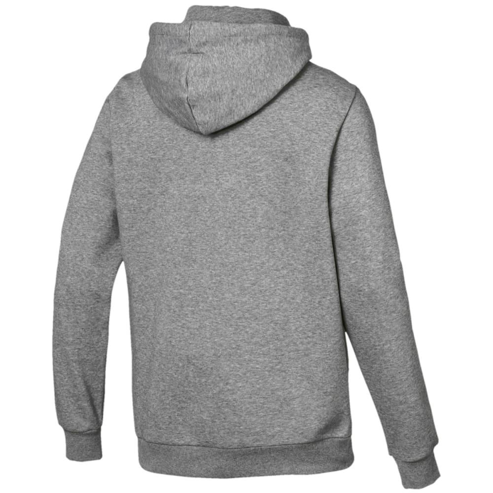 PUMA Men's Essentials Fleece Pullover Hoodie - OXFORD-03