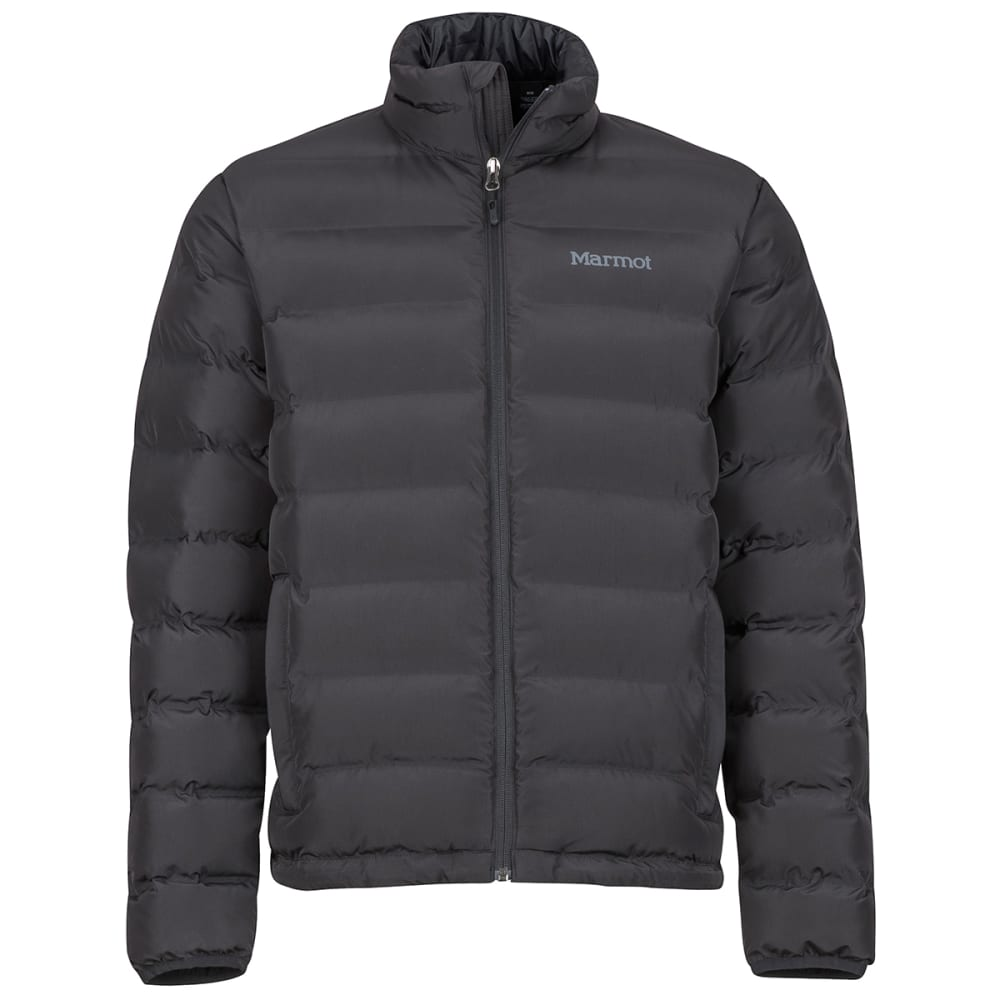Marmot Men's Alassian Featherless Jacket - Black, S