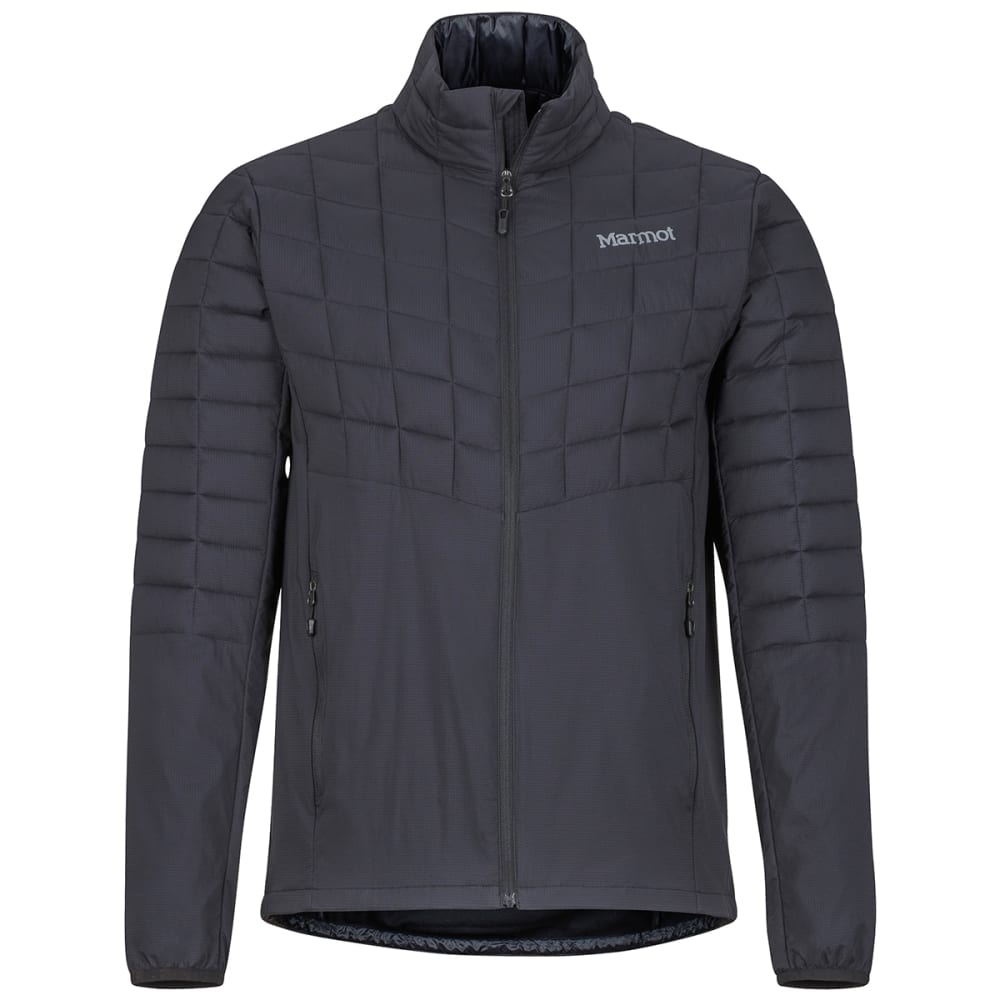 Marmot Men's Featherless Hybrid Jacket - Black, S