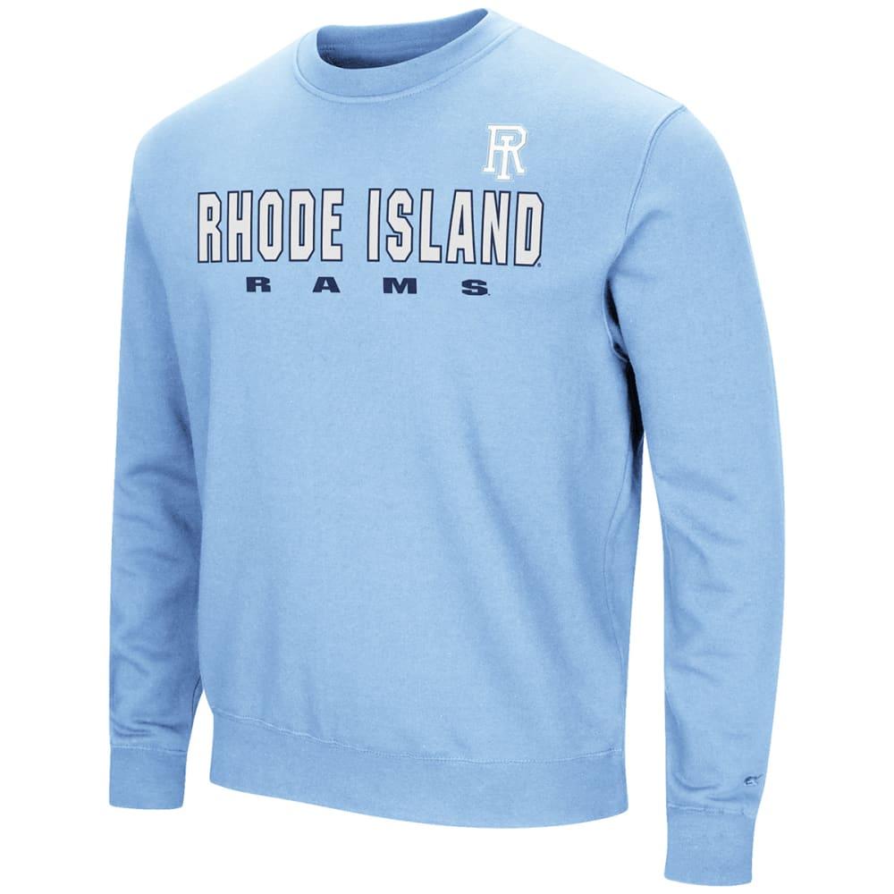 URI Men's Playbook Crew Fleece Pullover - LIGHT BLUE