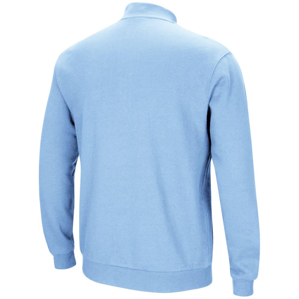 URI Men's Playbook 1/4 Zip Fleece Pullover - LIGHT BLUE