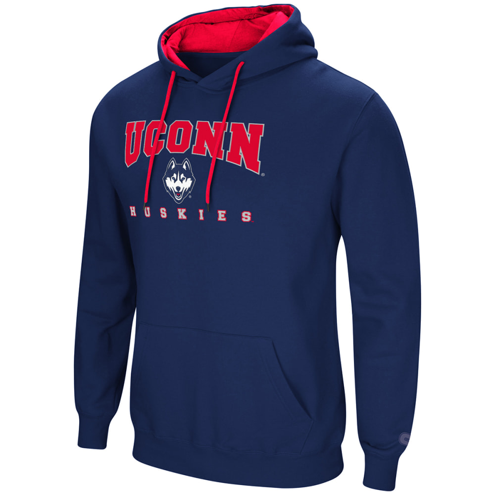 UCONN Men's Playbook Pullover Hoodie M