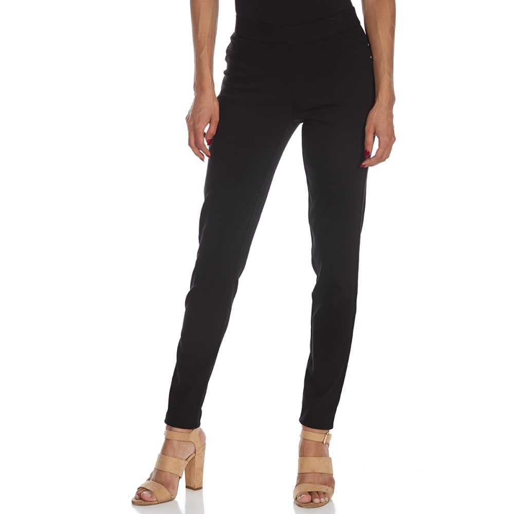 BCC Women's Millennium Pull-On Pants - BLACK