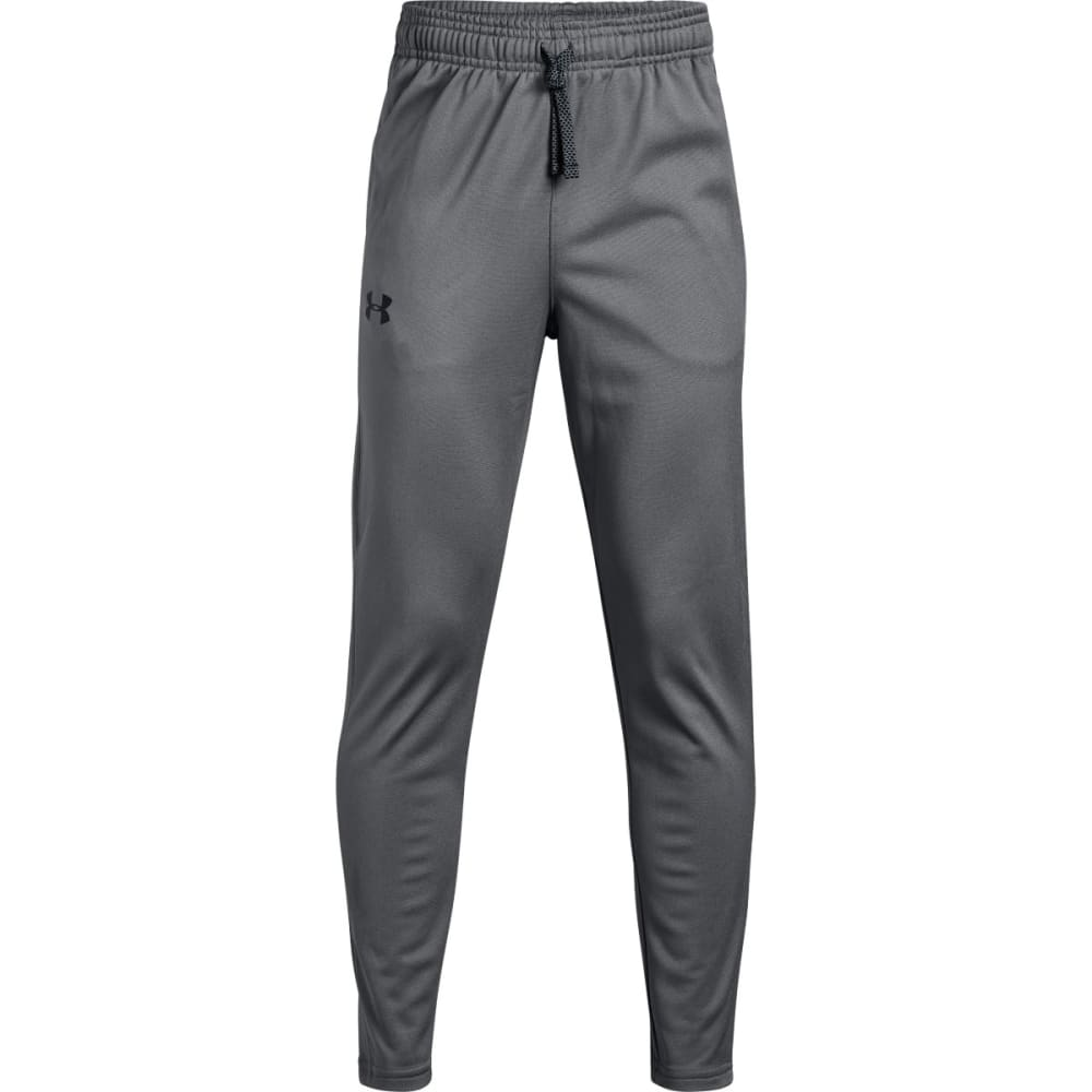 UNDER ARMOUR Big Boys' UA Brawler 2.0 Tapered Pants - GRAPHITE/BLACK-040