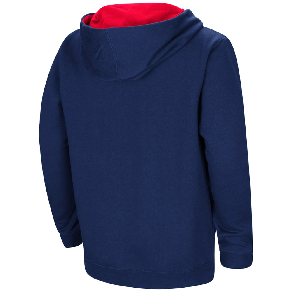 UCONN Big Boys' Berminator Zone II Pullover Hoodie - NAVY