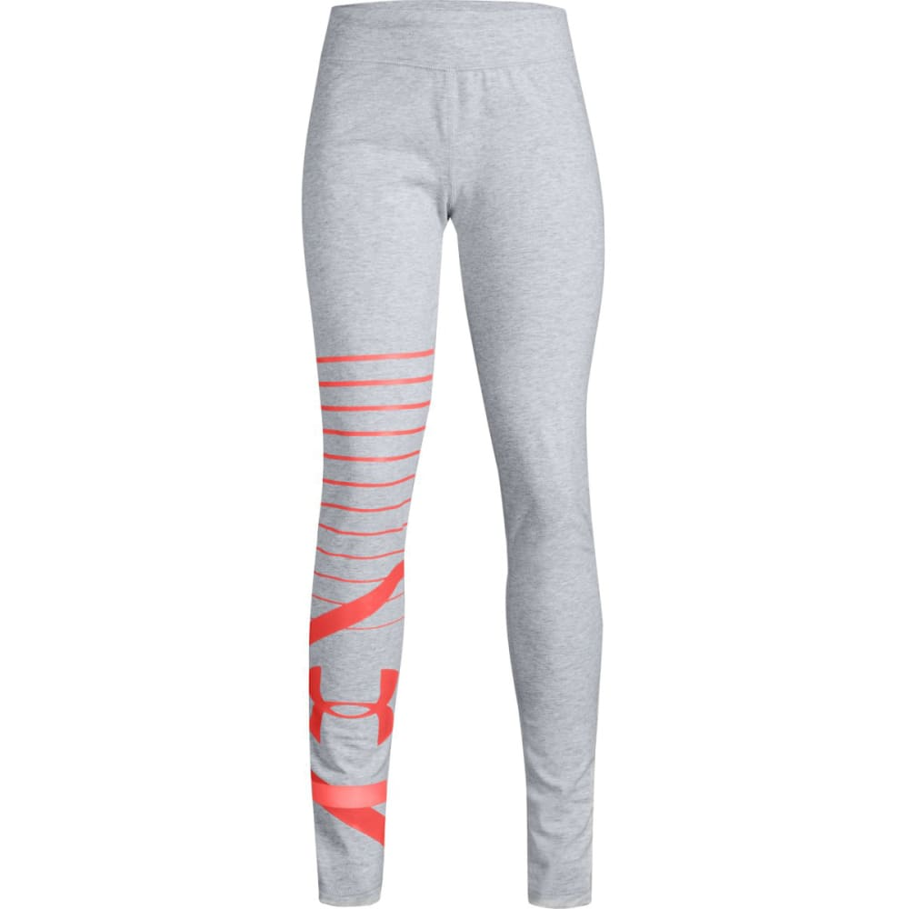 UNDER ARMOUR Big Girls' UA Finale Leggings L