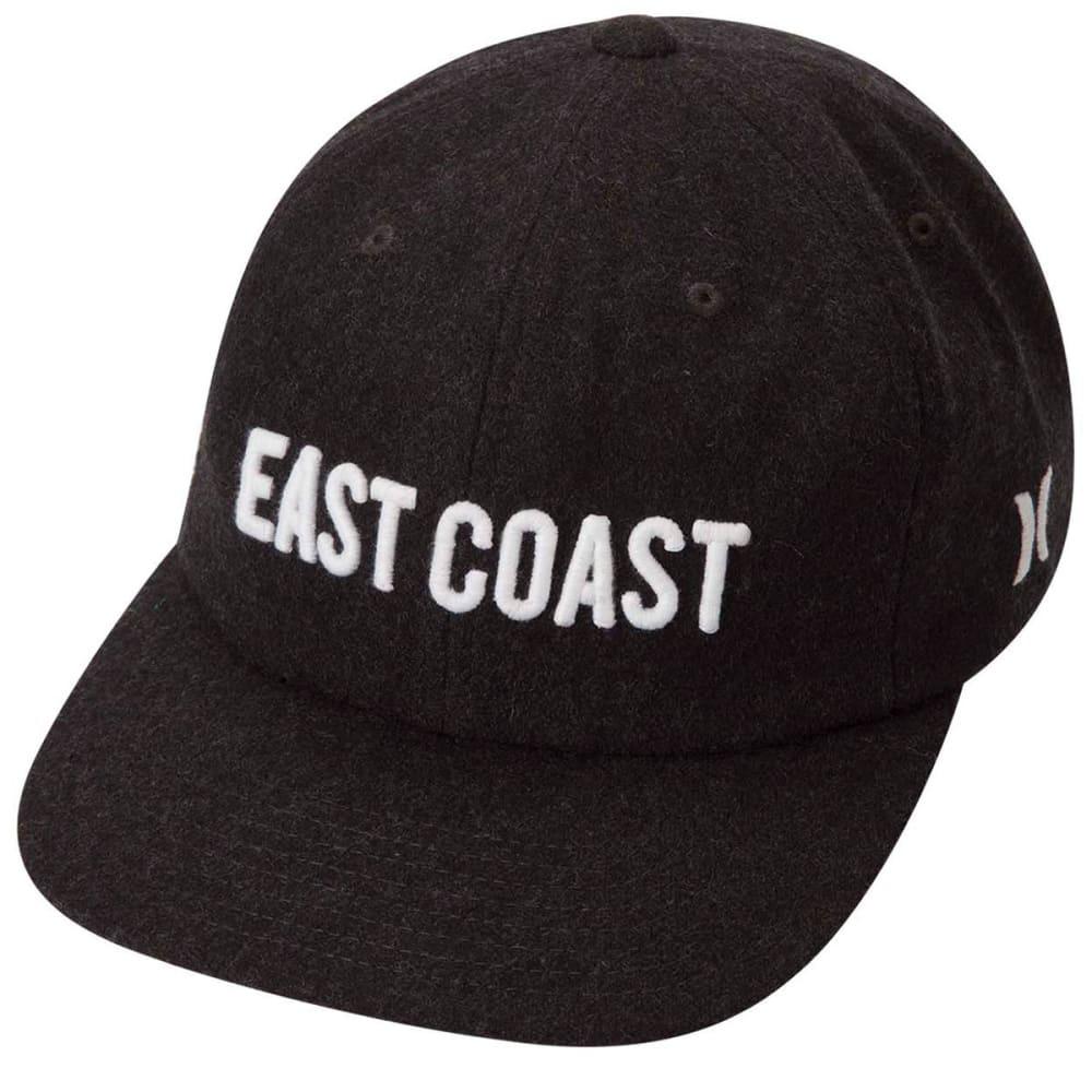 HURLEY Guys' Destination Hat - BLACK HEATHER-032