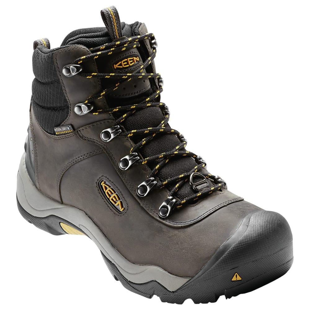 Keen Men's Revel Iii Waterproof Insulated Mid Hiking Boots - Brown, 8
