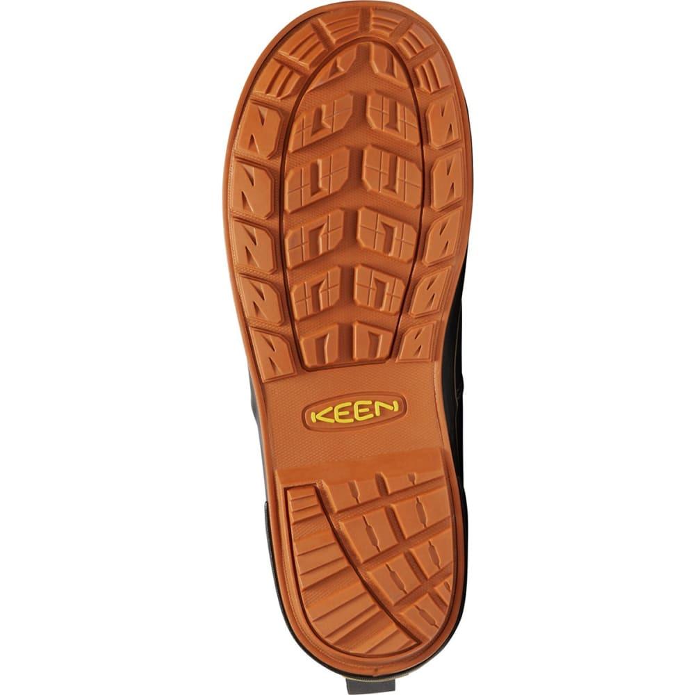 KEEN Women's Elsa II Waterproof Insulated Chelsea Boots - STEEL GREY/RAVEN