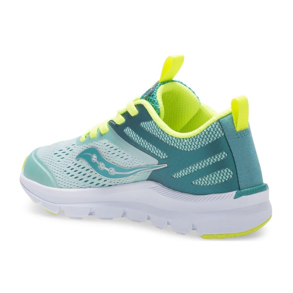 SAUCONY Big Girls' Liteform Miles Sneakers - TURQ