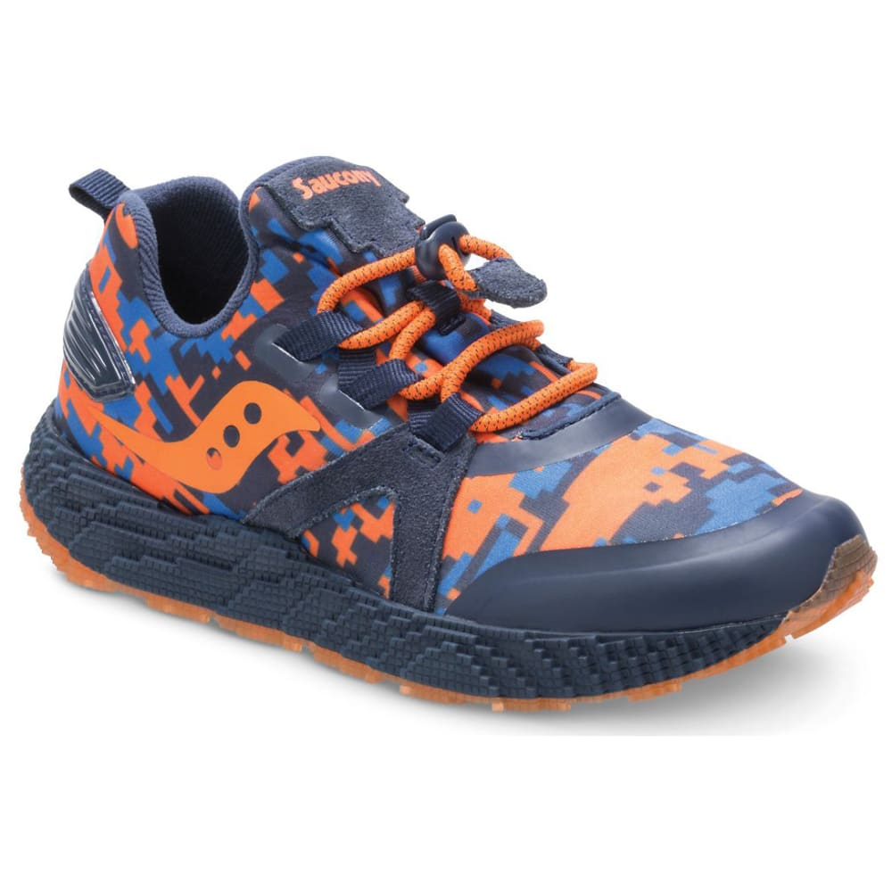 SAUCONY Little Boys' Preschool Voxel 9000 Running Shoes - NAVY