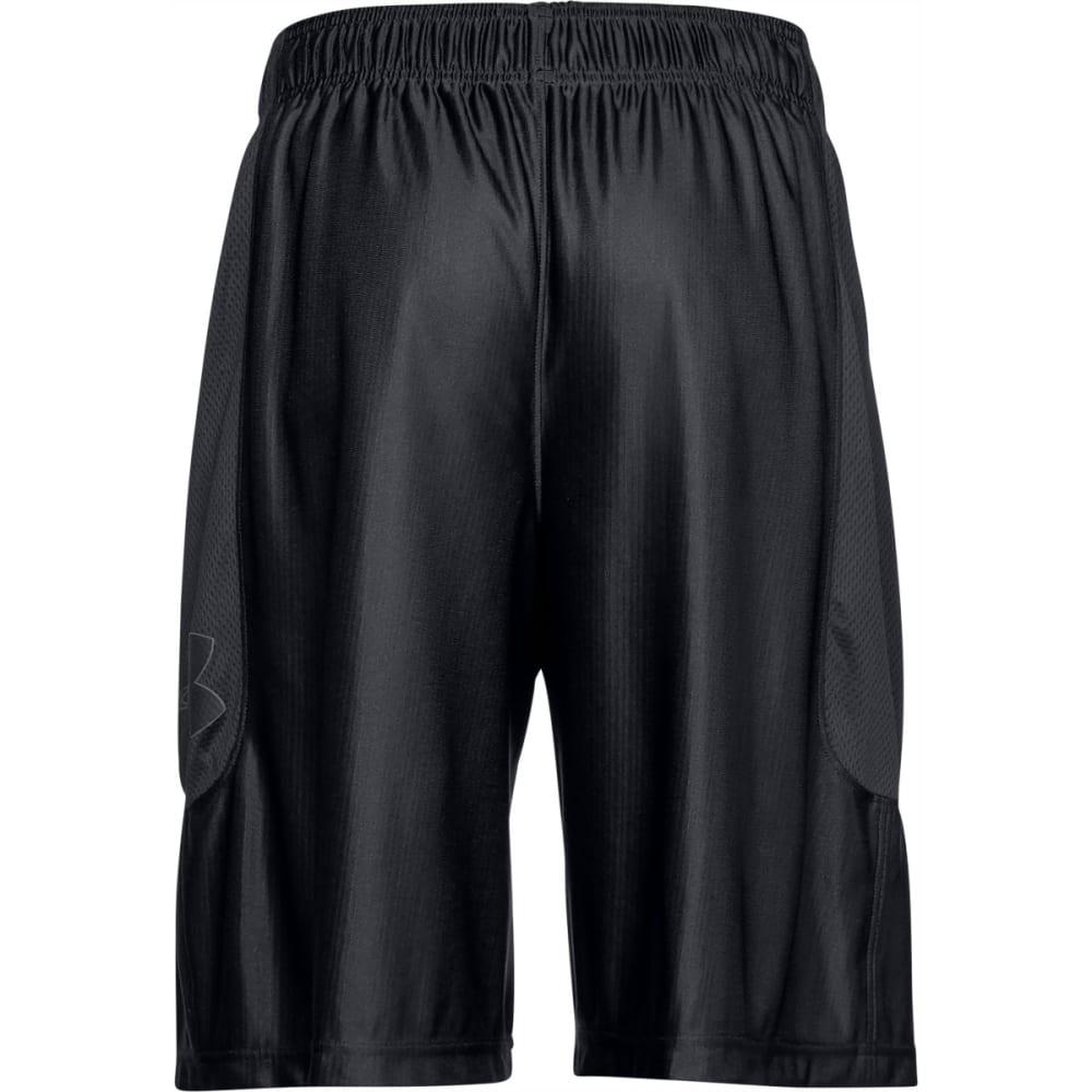 UNDER ARMOUR Men's 11 in. Perimeter Shorts - BLACK-001