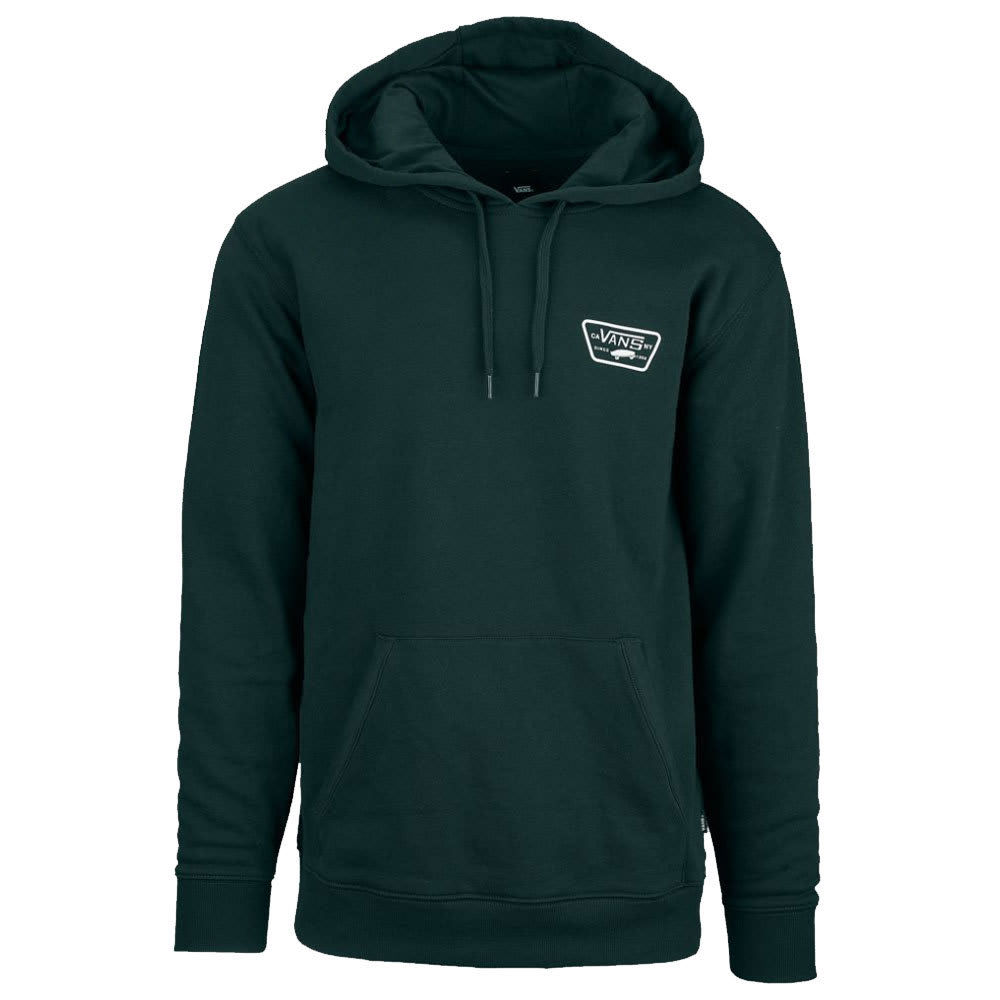 VANS Guys' Full Patched Pullover Hoodie S
